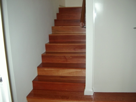Timber Staircase c