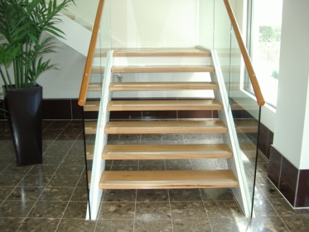 Timber Staircase i