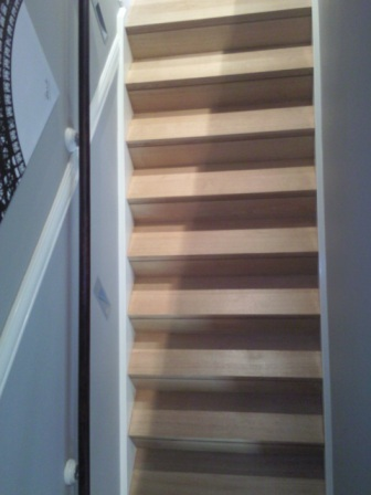 Timber Staircase l