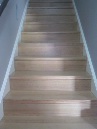 Timber Staircase n